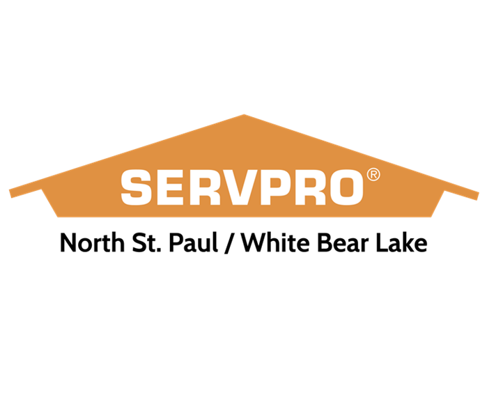 Here to help, SERVPRO logo.