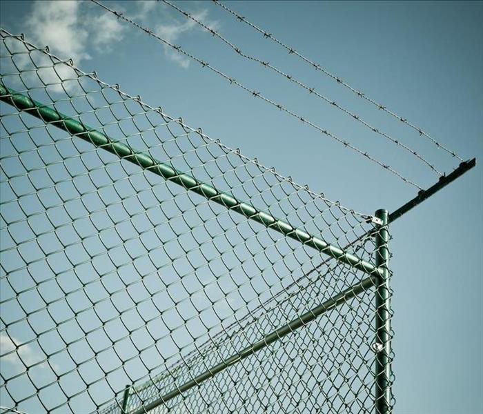 Image of a fence